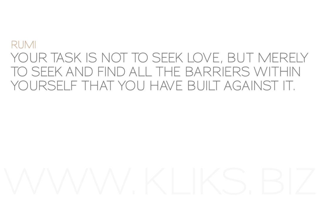 Break Barriers