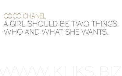 Who She Wants